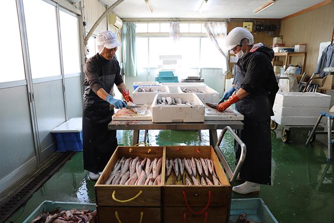 蒲鉾の原料は魚です